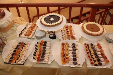 Catering del Hotel Sol San Javier: Platos Dulces