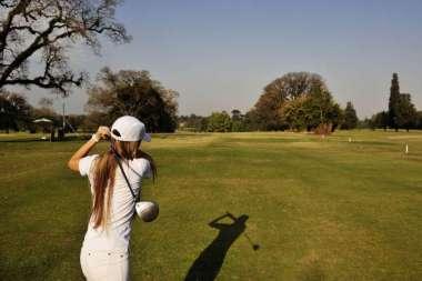 Práctica de Golf