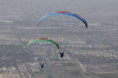 Actividades en los arededores del Cerro San Javier