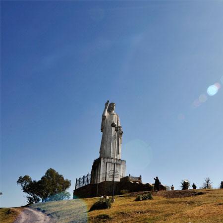 Cristo Bendicente, San Javier, Tucumán