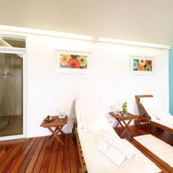 Spa del Hotel Sol San Javier en Tucumán
