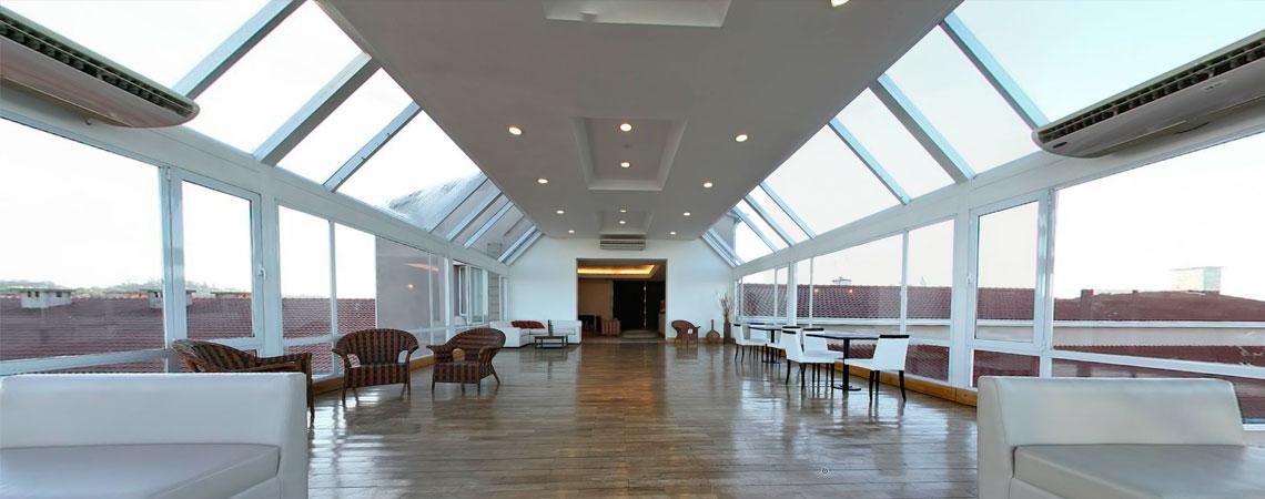 Salón para eventos del Hotel