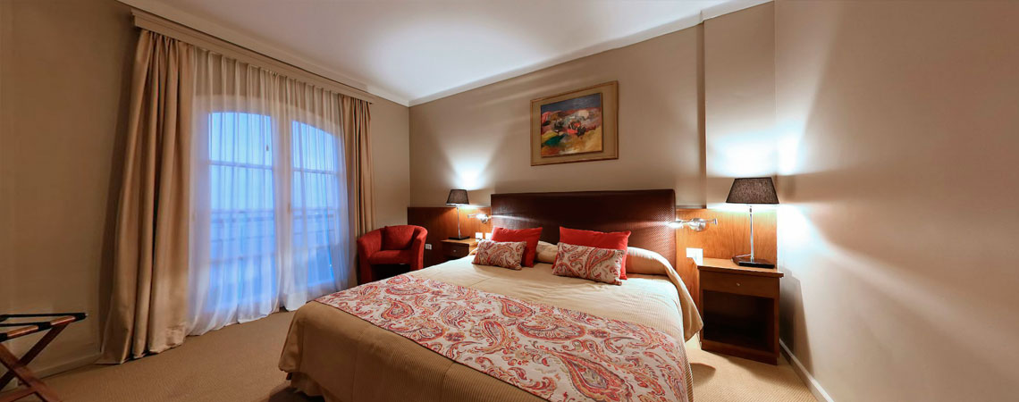 Suite superior del Hotel