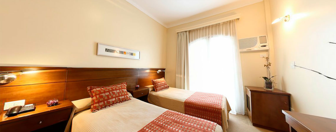 Habitaciones Dobles del Hotel