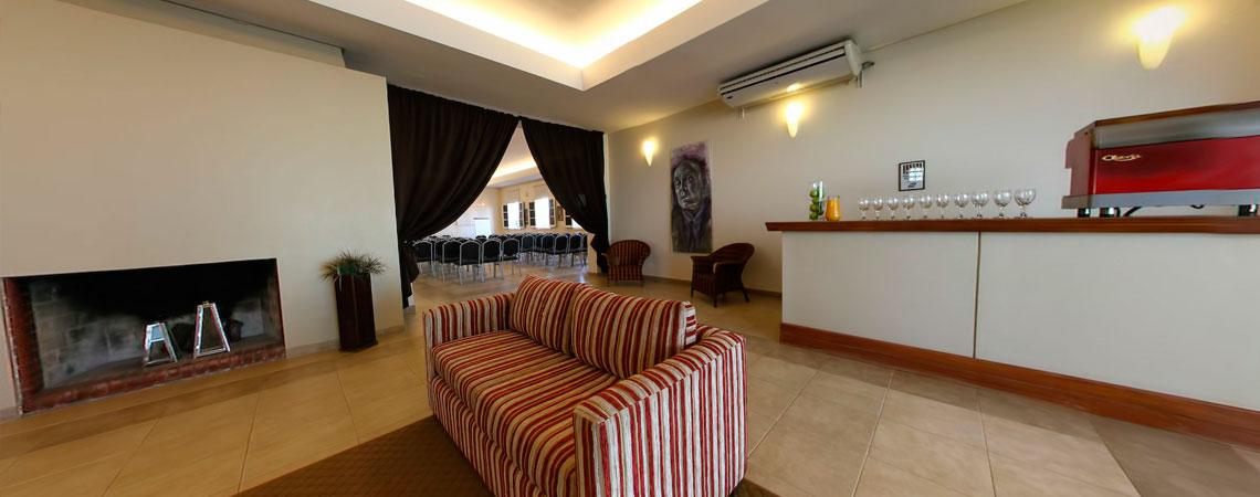 Sala de estar para eventos
